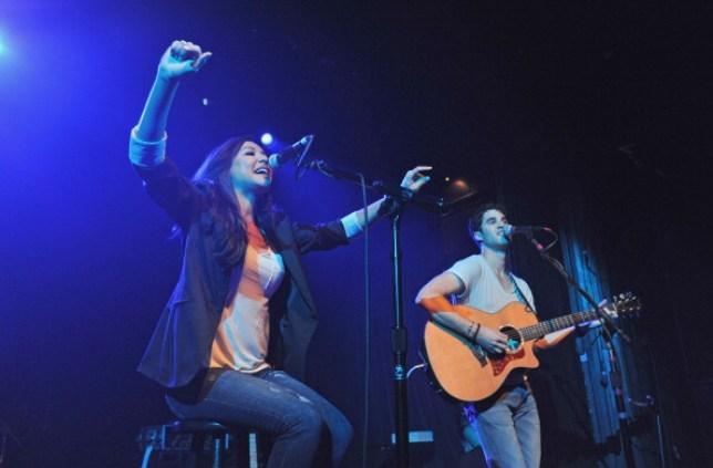 Darren Criss In Concert - Show