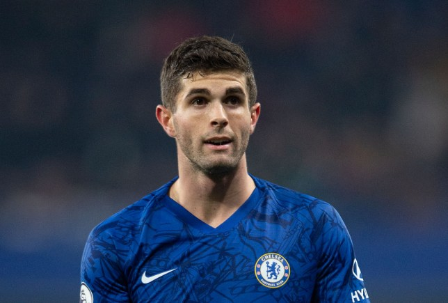 Christian Pulisic joined Chelsea in a £58 million deal in 2019