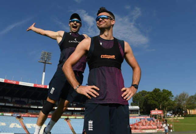 James Anderson and Mark Wood have both been rested by England ahead of the second Test against West Indies