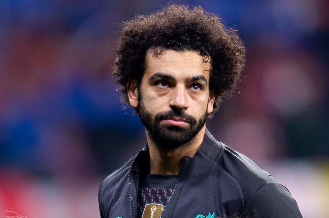 Mohamed Salah admits he was 'worried' before joining Liverpool