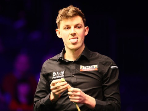Ronnie O'Sullivan conqueror James Cahill downed by 15-year-old in World Snooker Championship qualifiers