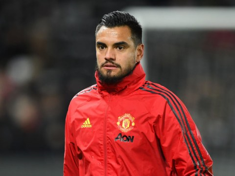 Leeds and Everton circle for unsettled Manchester United goalkeeper Sergio Romero