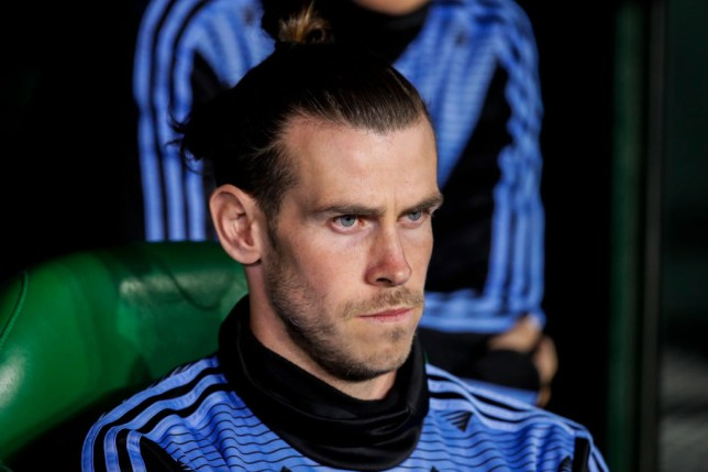 Gareth Bale was axed for Real Madrid's final La Liga match