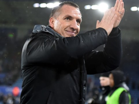 Brendan Rodgers predicts more surprise results in race for fourth with Chelsea and Man Utd