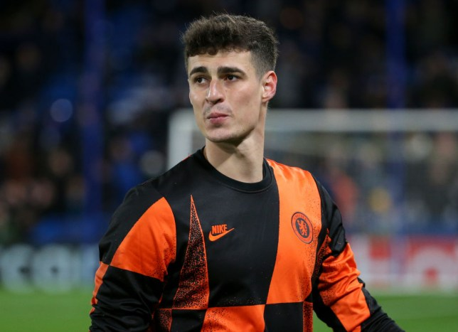 Kepa Arrizabalaga has been linked with a move away from Chelsea