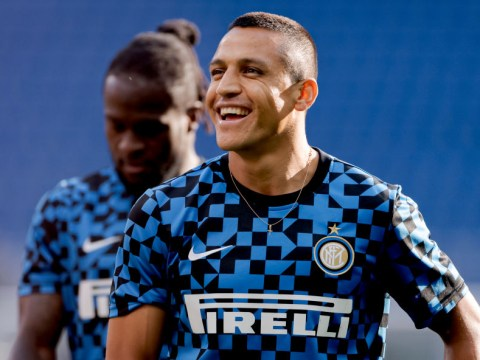 Manchester United confirm Alexis Sanchez's permanent transfer to Inter Milan