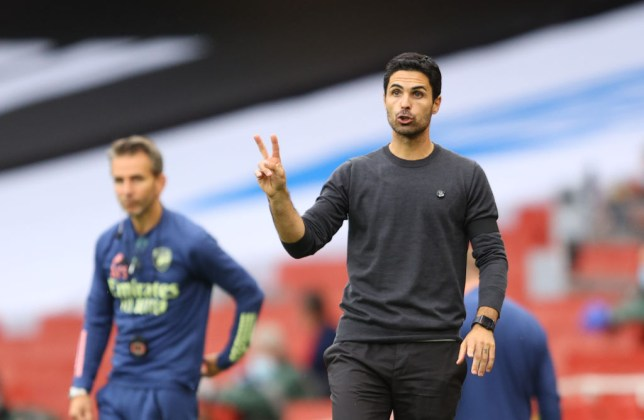 Mikel Arteta is preparing to offload several Arsenal players this summer