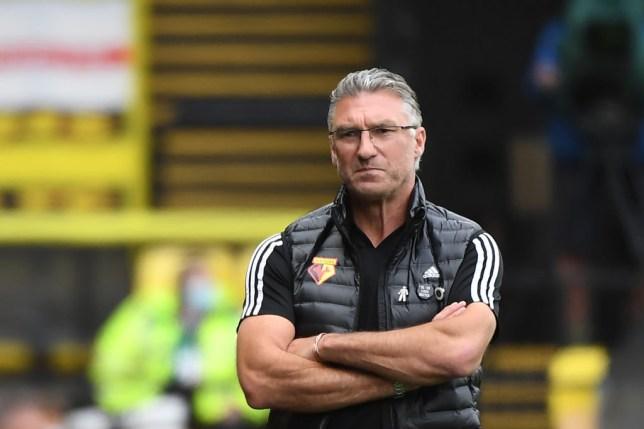 Nigel Pearson took charge of Watford in December