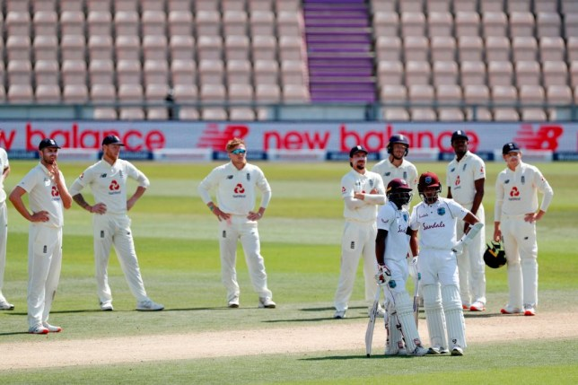 West Indies beat England at the Ageas Bowl to take a lead in the series