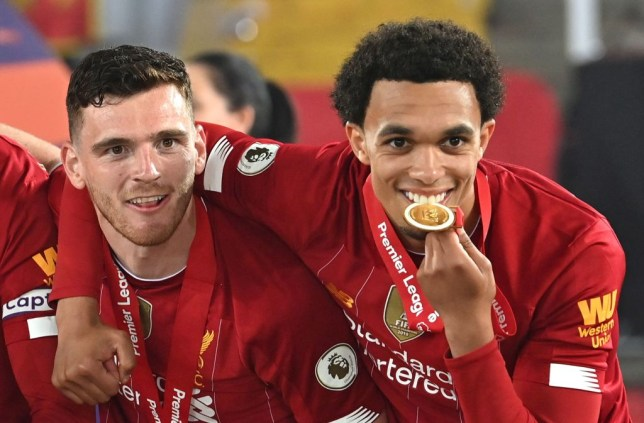 Trent Alexander-Arnold provided the assist for Liverpool's fourth goal in their 5-3 win over Chelsea