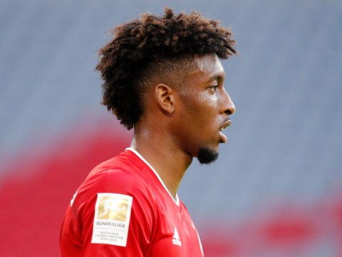 Man Utd hold talks over signing Kingsley Coman from Bayern Munich