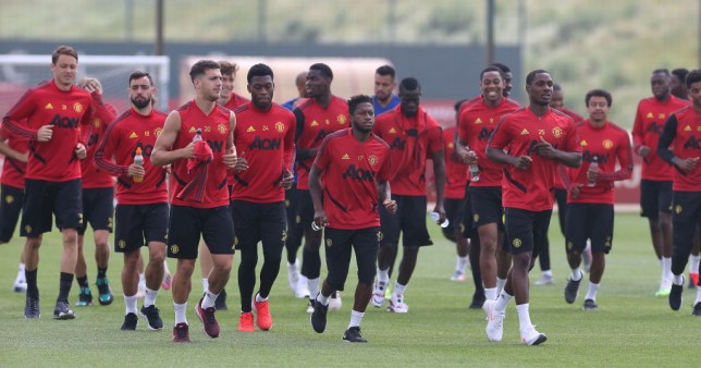 Man Utd Stars Bruno Fernandes And Paul Pogba Injured In Training Ground Clash Metro News