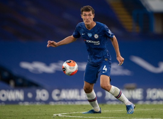 Andreas Christensen is excited to play with his new team-mates