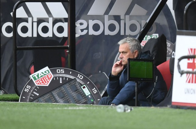 Jose Mourinho blasts VAR over disallowed Spurs goal against Sheffield United and criticises Michael Oliver