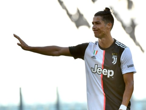 Cristiano Ronaldo makes Juventus history and sets immense record with 25th goal of Serie A season