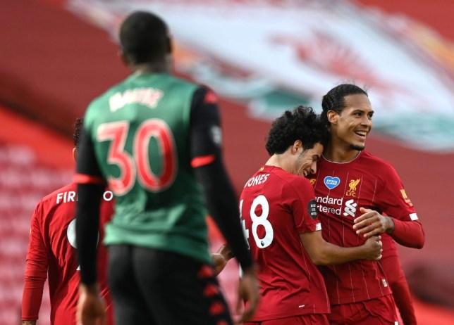 Liverpool FC v Aston Villa - Premier League