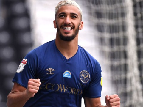 Brentford star Said Benrahma 'flattered' by transfers links to Arsenal and Chelsea