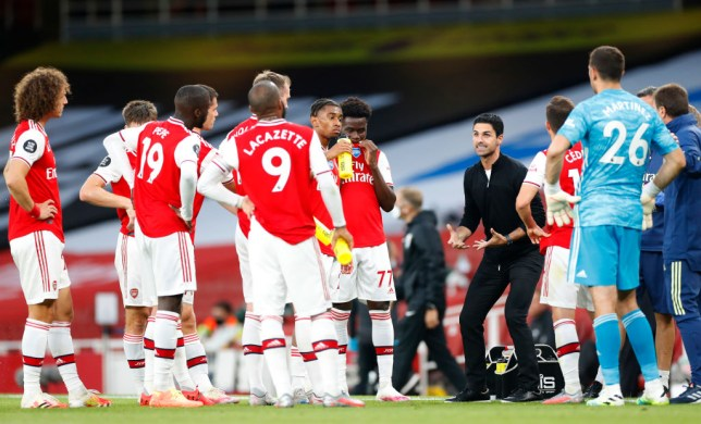 Arsenal FC v Liverpool FC - Premier League