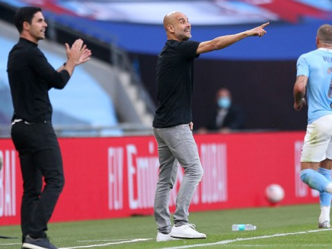 Pep Guardiola knew what tactics Arsenal boss Mikel Arteta would use against Manchester City