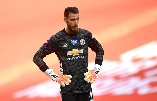 Parker has backed up the Manchester United No.1