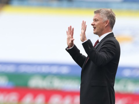 Ole Gunnar Solskjaer sends message to doubters after leading Manchester United back into the Champions League