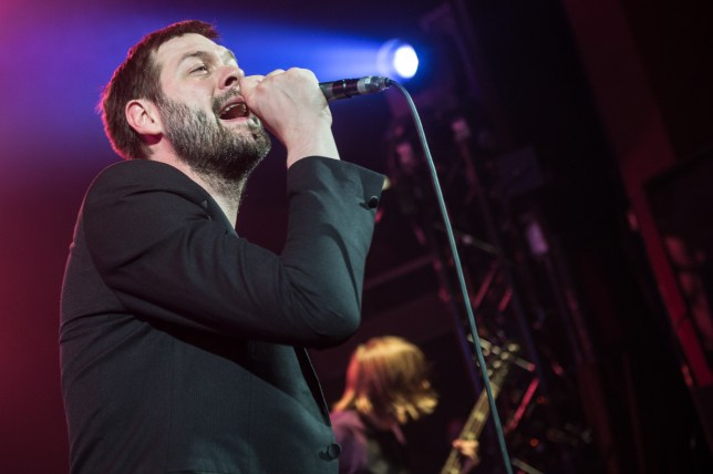 Kasabian Perform In London In Aid Of War Child