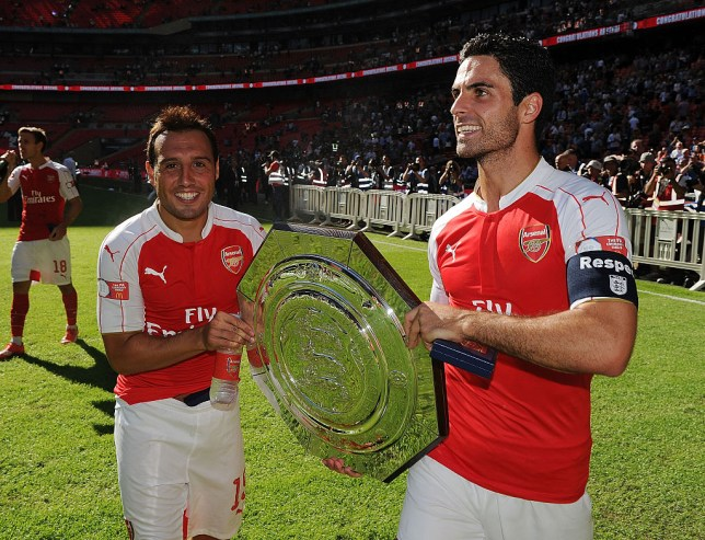 Arsenal could play in Community Shield even if they lose to Chelsea in FA Cup semi-final