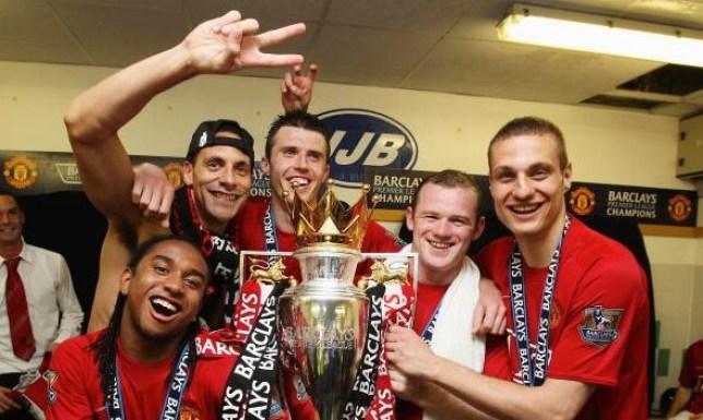 Wigan Athletic v Manchester United
