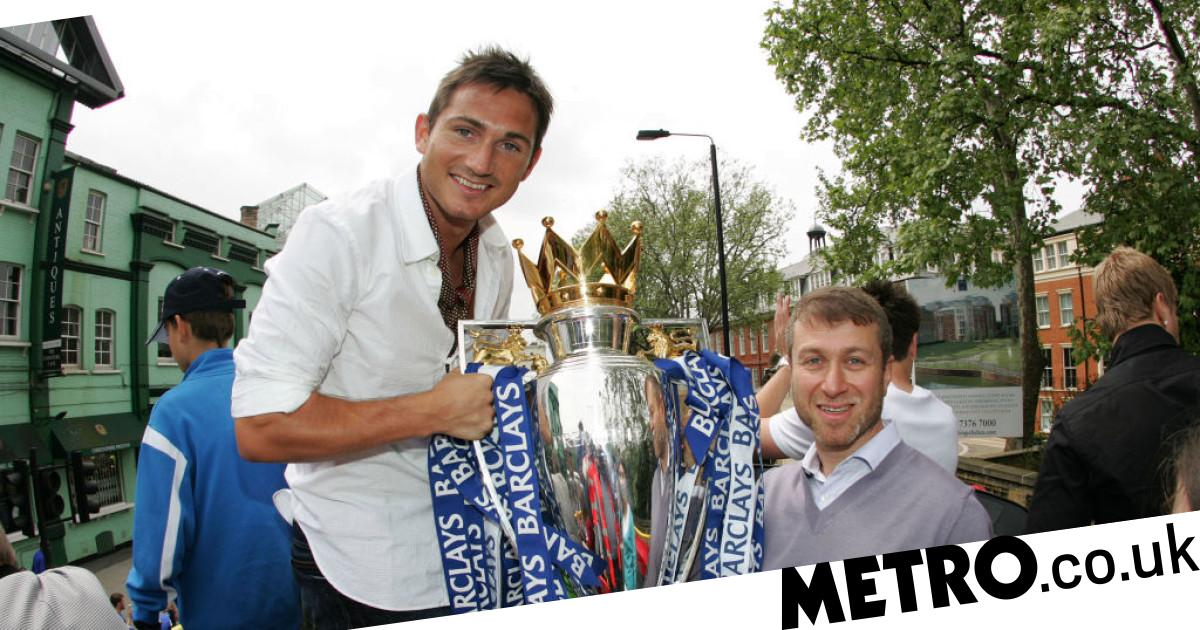 Abramovich not made contact with Frank Lampard ahead of FA Cup final vs Arsenal thumbnail