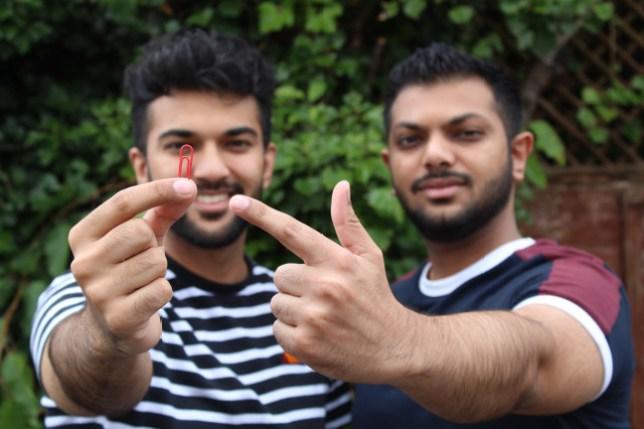 Jawaad and Juned Khan