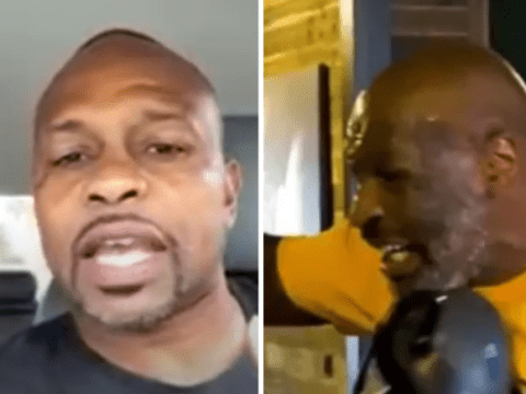 'His ass belongs to me!' Roy Jones Jr hits back at Mike Tyson and reveals his fight strategy