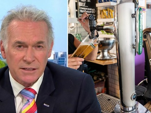 Dr Hilary Jones says timing of pubs reopening on a weekend is 'not wise' amid coronavirus pandemic