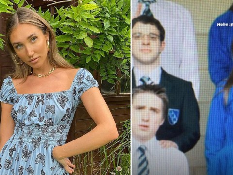 Megan McKenna reveals she once starred in The Inbetweeners and we're shook