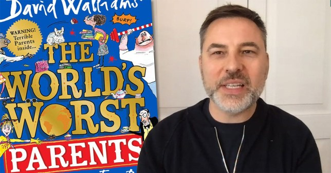 David Walliams books