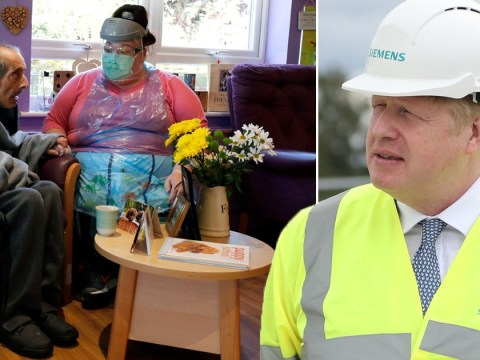 Boris 'blamed care homes for Government mistakes' saying they didn't follow procedures