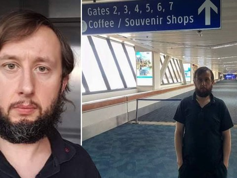 Man has been trapped in Philippines airport for 110 days