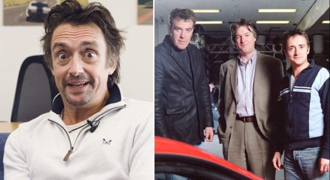 Richard Hammond reveals how he landed Top Gear job