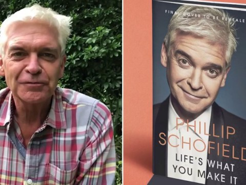 Phillip Schofield confirms release of 'emotional' tell-all book that will detail 'ups and downs' of his life after coming out