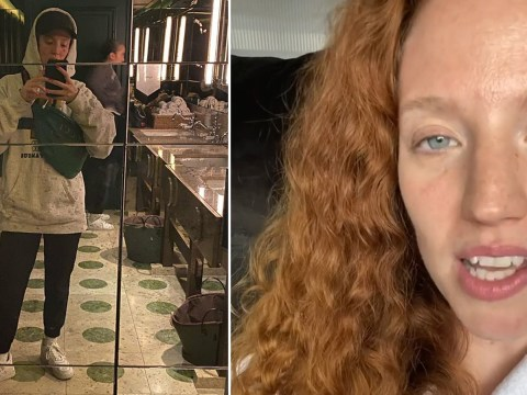 Jess Glynne admits she used 'wrong' word after saying she was discriminated against by restaurant staff