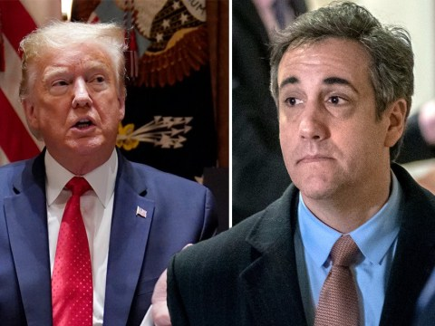 Disgraced ex-Trump fixer Michael Cohen back in jail after 'going to restaurant during house arrest'