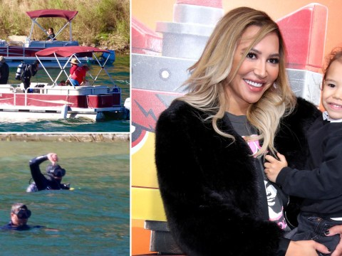 Naya Rivera: Body found at Lake Piru in search for missing Glee star
