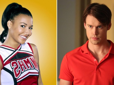 Chord Overstreet says Naya Rivera made him feel like 'family' instead of 'an outsider' on Glee