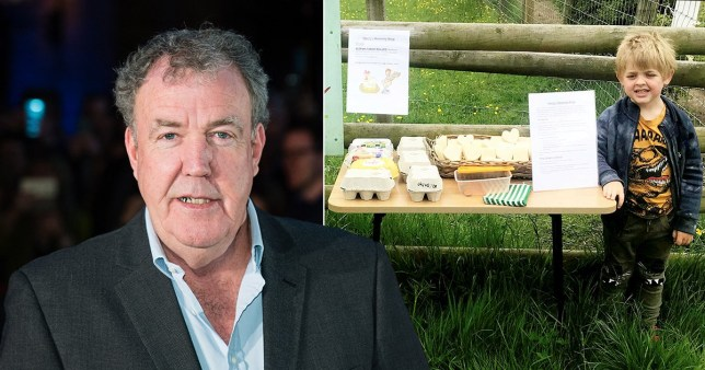 Jeremy Clarkson Harry Clare