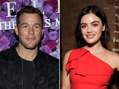 Katy Keene's Lucy Hale enjoying 'casual hike dates' with former Bachelor Colton Underwood