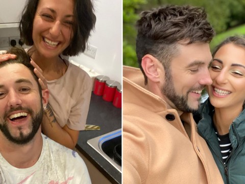 Couple who met on lockdown virtual dating show decide to move in before meeting in person