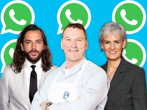 Celebrity MasterChef: Sir Matthew Pinsent and Pete Wicks 'critique' rival heats in WhatsApp group