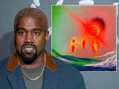 Kanye West reveals artwork for Donda two days after album was meant to be released
