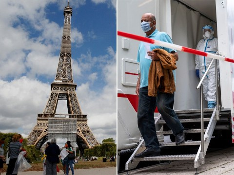 More Brit holidays at risk as France and Germany could join Spain on quarantine list
