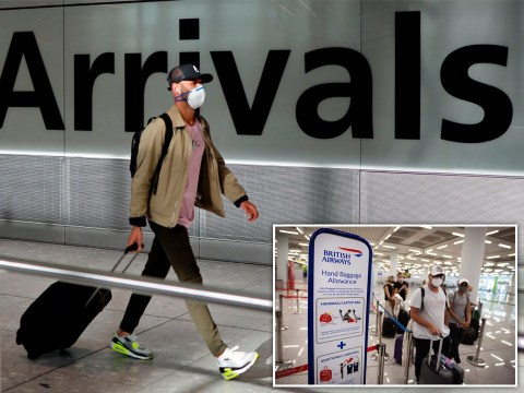 No foreign travel is 'risk free', British tourists warned