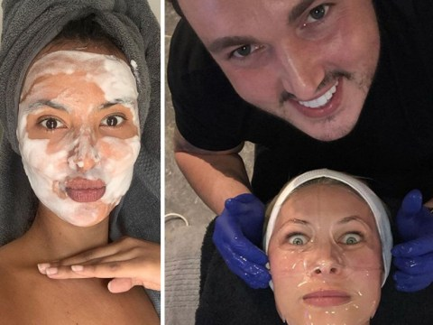Beauty guru Shane Cooper reveals celebs 'desperate' for facials in lockdown as he shares secrets to red carpet worthy skin